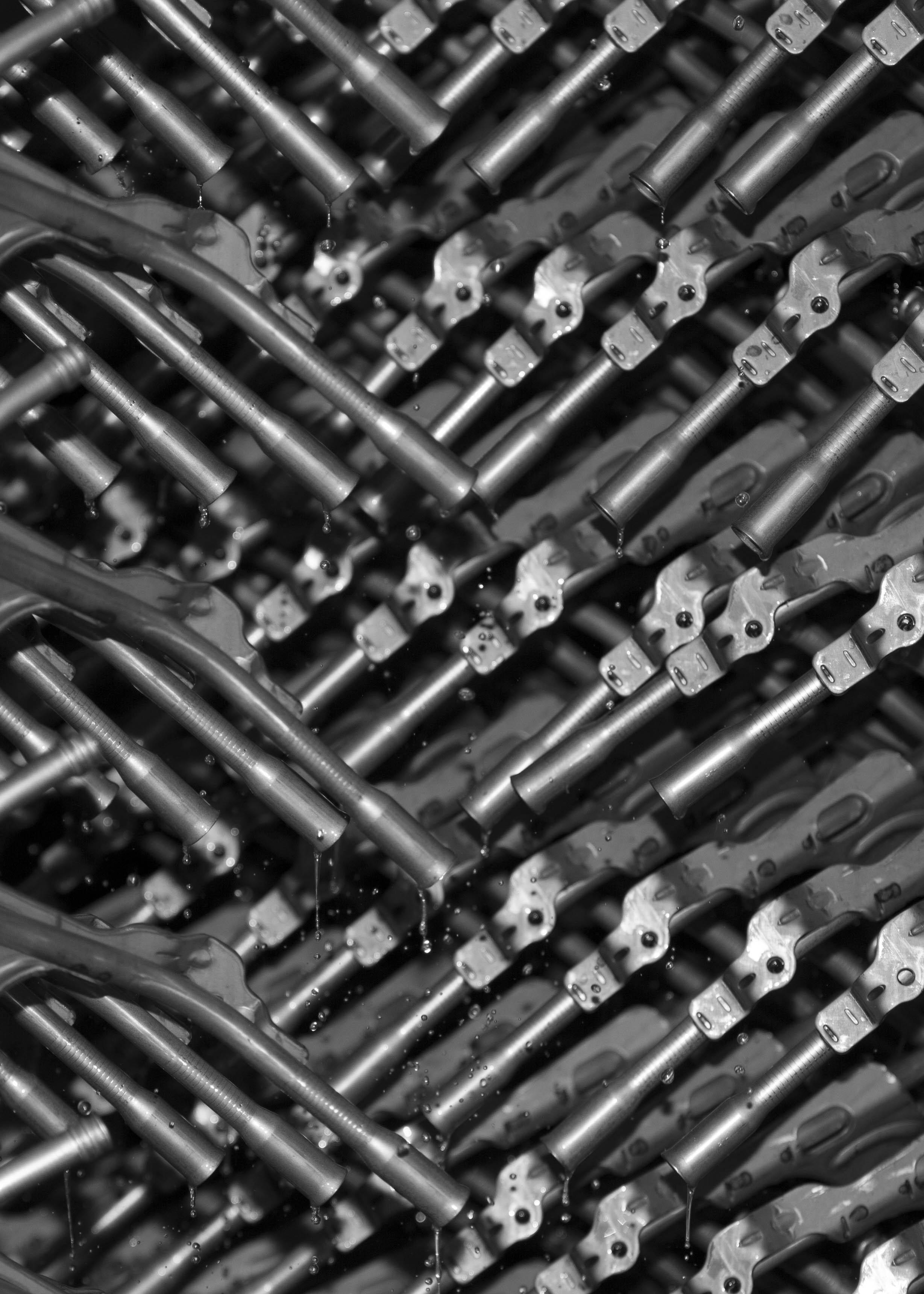 Anti-corrosion corps creux
