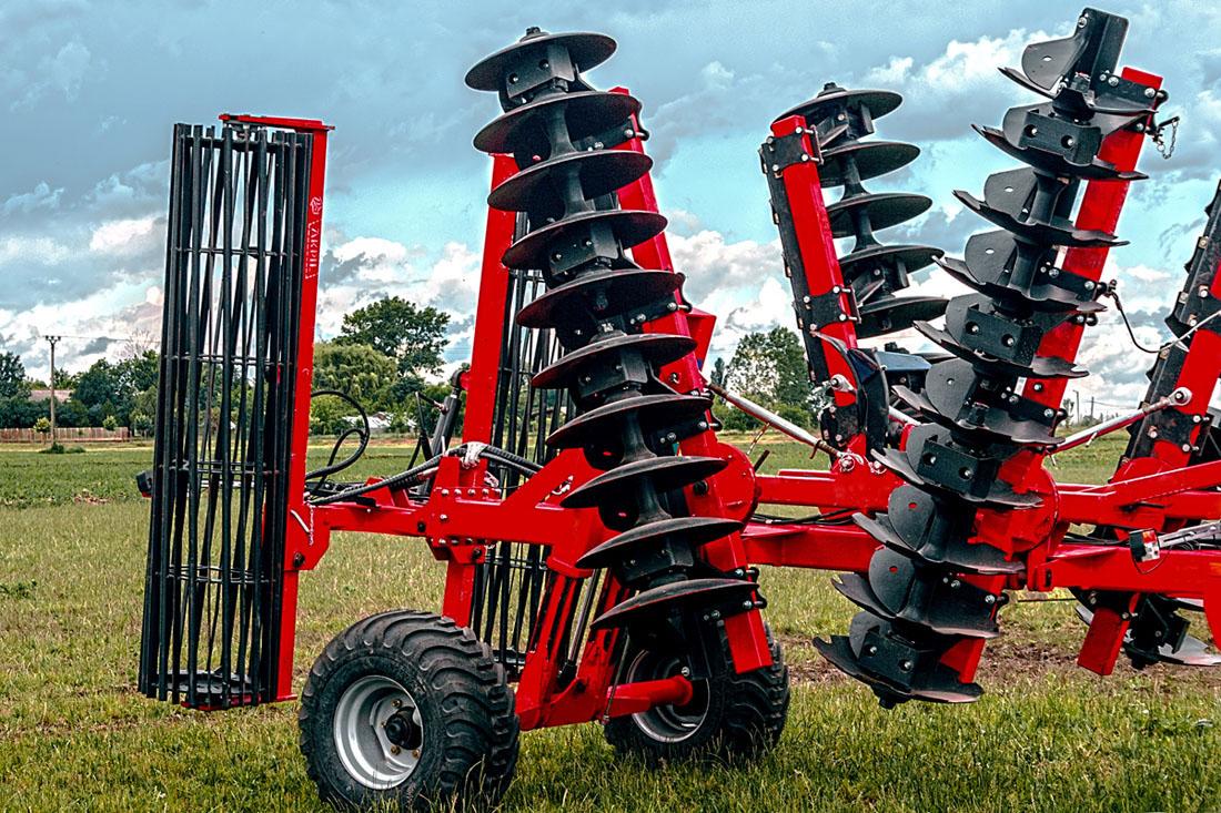 Machine agricole - rilsan haute résistance